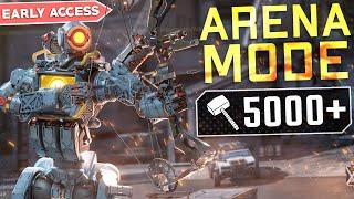 5000 DAMAGE In The Arena! (Apex Legends Season 9)