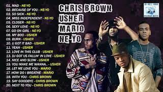 BEST OF USHER NEYO MARIO CHRIS BROWN