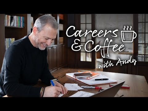 #CareersAndCoffee with Andrew LaCivita | 7 Parts to a Job Search Networking Message photo
