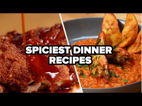 Spiciest Dinner Recipes ? Tasty Recipes