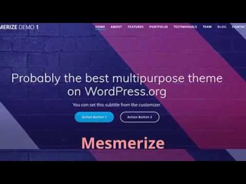 Best Free WordPress Themes to Download