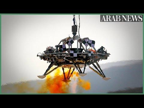 China completes Mars lander test ahead of 2020 mission
