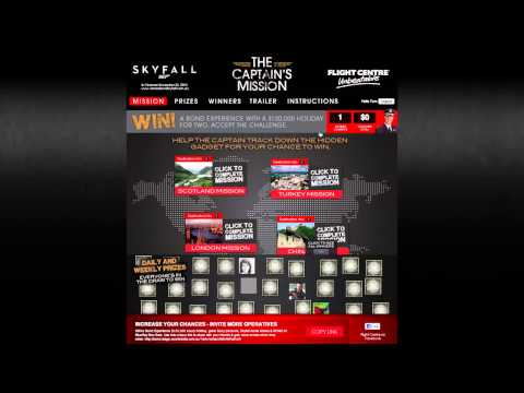 Flight Centre Skyfall Demo