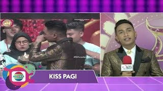 Berulang Tahun, Ridwan Justru Tersenggol Dari Panggung DA Asia 4 !! - Kiss Pagi