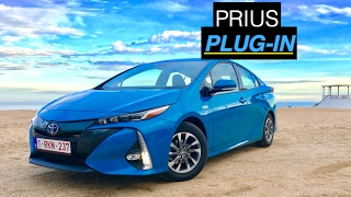 2017 Toyota Prius Plug-in Hybrid Review - Inside Lane