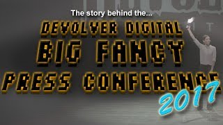 The Story Behind Devolver Digital's 2017 Press Conference