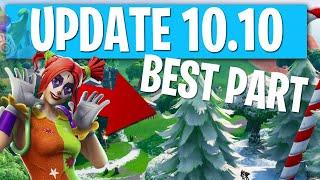 NEW Fortnite Update 10.10 Full Details Discussed