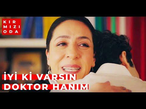 Doktor Hanım'dan Hüseyin'e Anne Şevkati | Kırmızı Oda 33. Bölüm