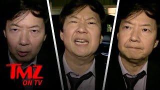 Drunken Ken Jeong Is Our Favorite Person Ever | TMZ TV