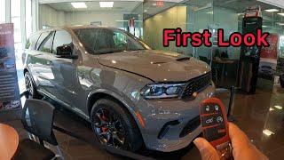 2021 Dodge Durango SRT HELLCAT AWD - First Look