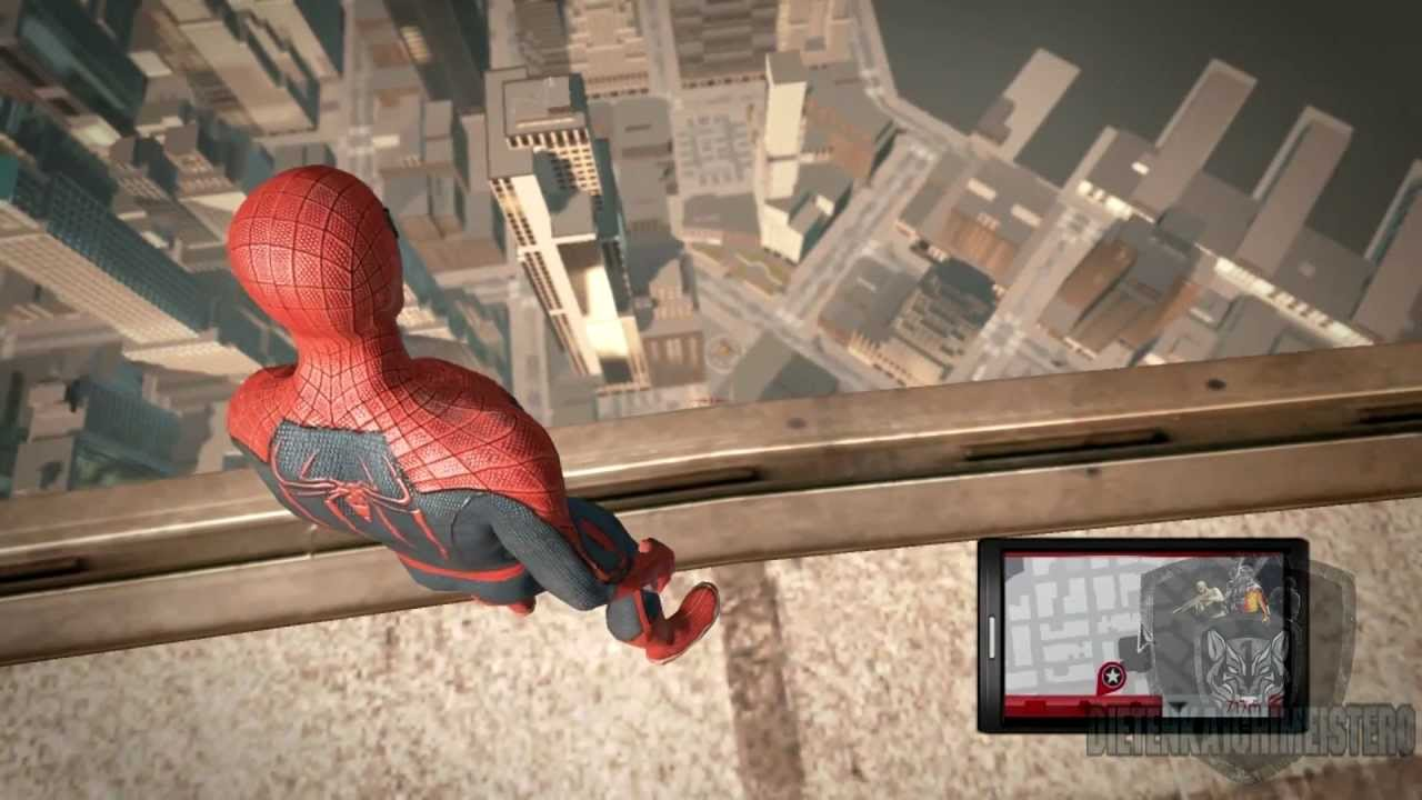 The Amazing Spider-Man PC - Gameplay [Full HD] - YouTube