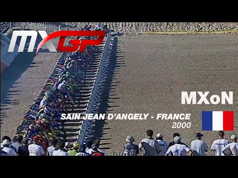 FIM Motocross des Nations History - Ep.4 - MXdN 2000 - France, SAINT JEAN D\'ANGELY
