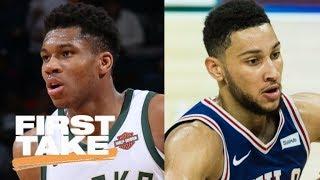 First Take debates which NBA player under 23 they'd build a team around   First Take   ESPN