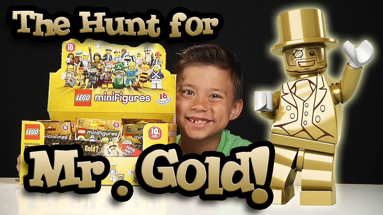 The Hunt For Mr Gold Evantubehd Lego Series 10