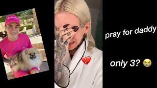 JEFFREE STAR'S DOG NEEDS EMERGENCY SURGERY! (Pray for Daddy) - jeffree star news