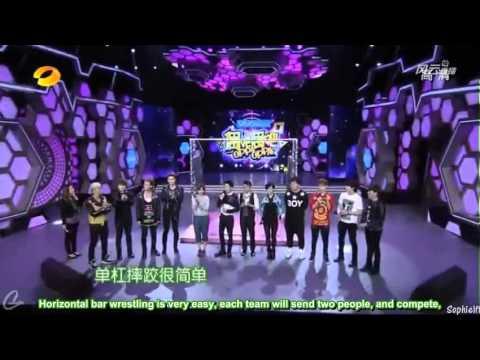 [Eng Sub] Happy Camp - Super Junior M (130406 - 4/4)