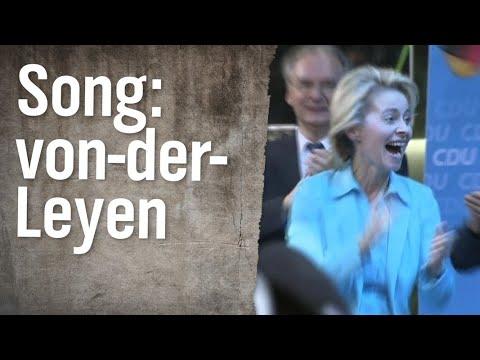 Uschi-von-der-Leyen-Song