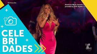 ¡Te mostramos lo mejor de los American Music Awards 2018! | Un Nuevo Día | Telemundo