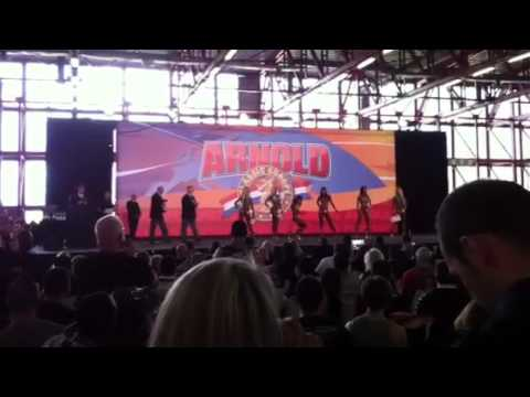 2012 Arnold Classic Europe