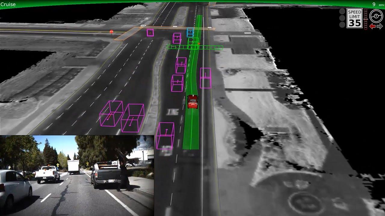 Le point sur les voitures sans chauffeur de Google