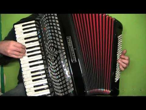 FASCINATION waltz vals accordion