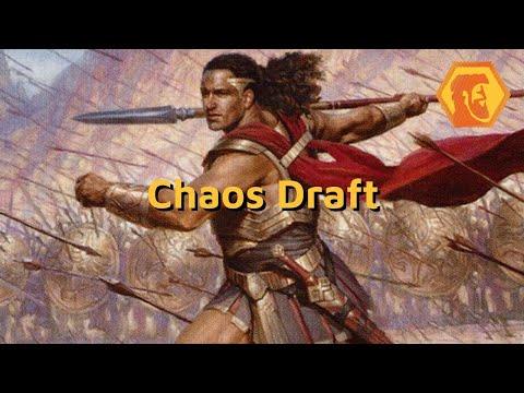 Magic Arena CHAOS DRAFT (M21/Ikoria/Theros)
