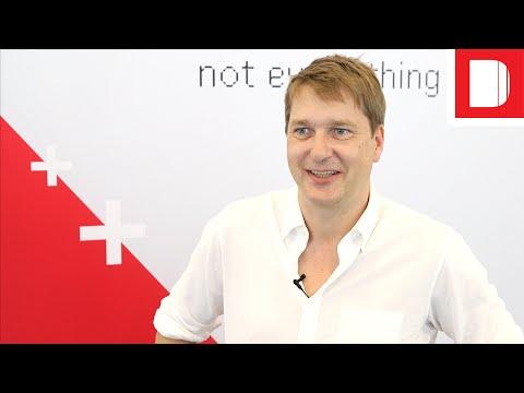 Make Data Meaningful: Razorfish Germany CEO Sacha Martini