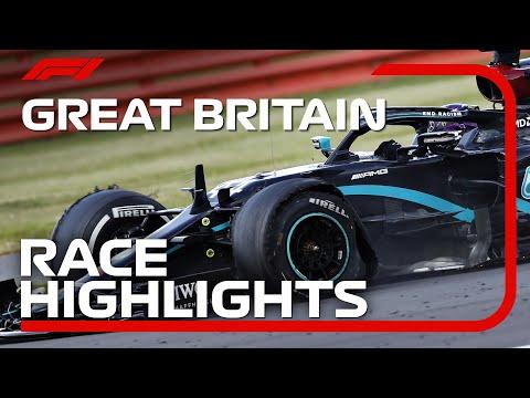 Grand Prix de Grande-Bretagne 2020: les meilleurs moments