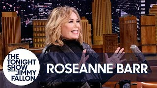 Roseanne Barr Remembers the Tonight Show Appearance That Launched Her Career