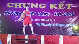 Phần Thi Tài Năng Trang Phục Tự Chọn  Miss Lê Hồng Phong 2019
