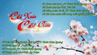 Nhạc xuân tổng hợp - TT. Thích Chân Quang