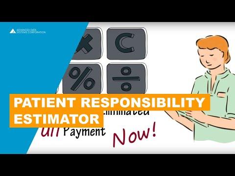 Patient Responsibility Estimator