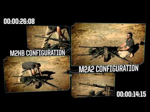 M2A2 Quick Barrel Change Demo Video