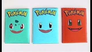 *RARE* Kanto Custom Booster Packs