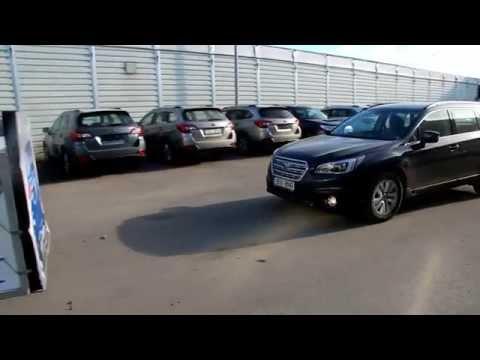 Subaru Outbacki pidurdustest EyeSight juhiabiga