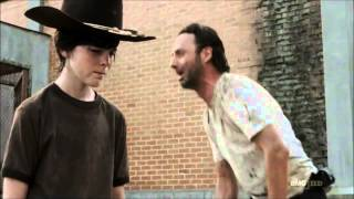 Rick Finds Out That Carl is Gay