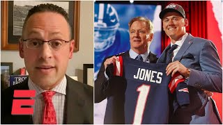 Mac Jones is made for the Patriots – Mike Reiss | 2021 NFL Draft