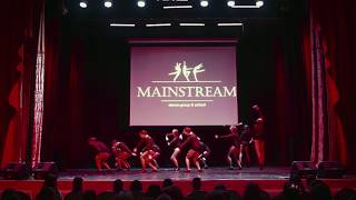 "jazz-ballet ""Mainstream"" СПб - ""feel good"" (фрагмент)"