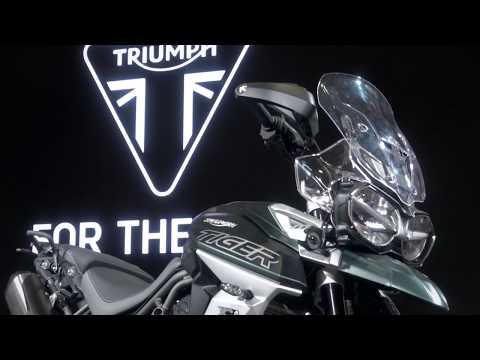 Motosx1000: Eicma 2017 Novedades Triumph