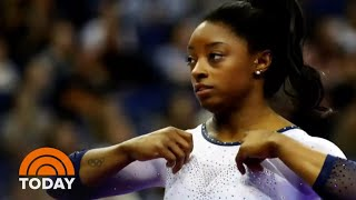 Simone Biles Opens Up About How She Coped With Sexual Abuse | TODAY