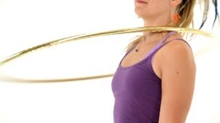 How to Hula Hoop around Your Neck | Hula Hooping