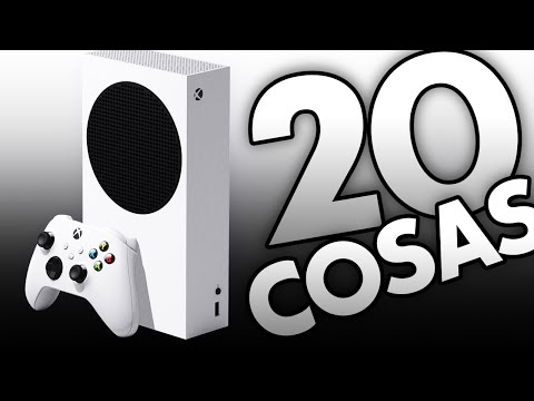 20 cosas del nuevo Xbox Series S! Datos confirmados! #XboxSeriesS #XboxSeriesX
