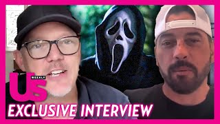 SCREAM Stars Skeet Ulrich & Matthew Lillard On Cast Secrets, If Their Characters Are Alive, & More