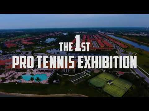 PGA Village Verano Pro Tennis Exibition | DEC 2016