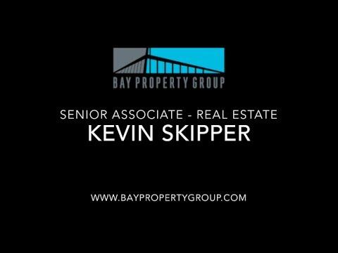 Meet Kevin Skipper- Senior Associate, Real Estate Services, Bay Property Group