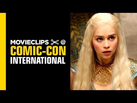 Comic Con Must See - Friday July 19, 2013 HD