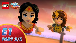 Galactic Wonder - LEGO DC Super Hero Girls - Part 2