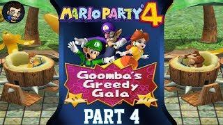Mario Party 4   Goomba's Greedy Gala - Part 4/7