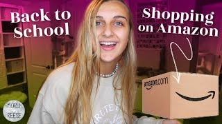 Back to School Clothes Shopping on Amazon with $150 Budget!