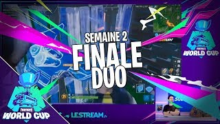 Fortnite World Cup | Finale Duo - Semaine #2